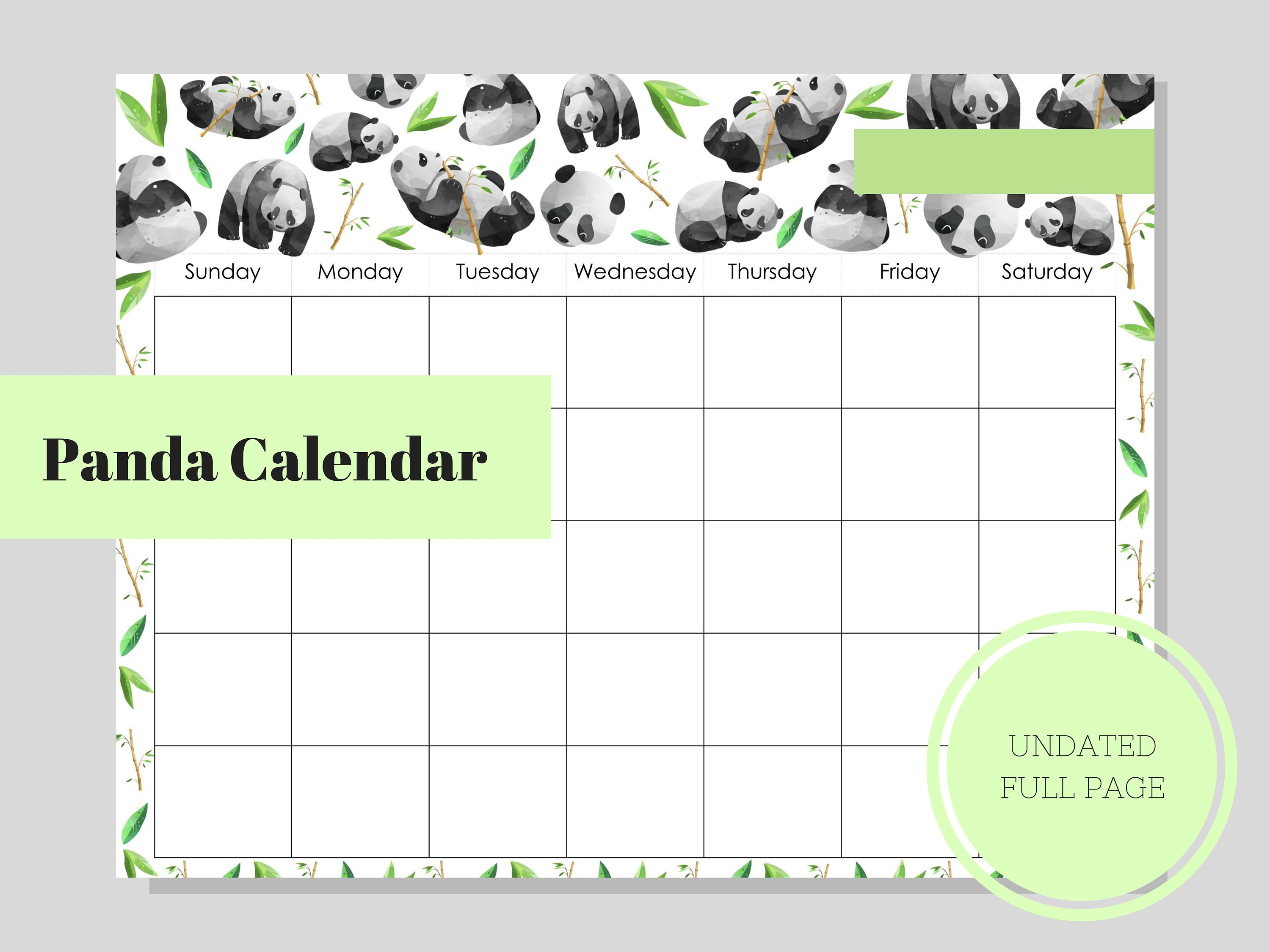 It's just a graphic of Soft Panda Planner Pdf