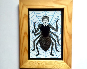 The Spider/ Original Drawing