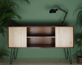 1950s Tv Cabinet   Etsy