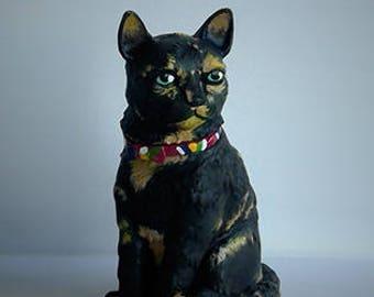 Custom Cat Statue