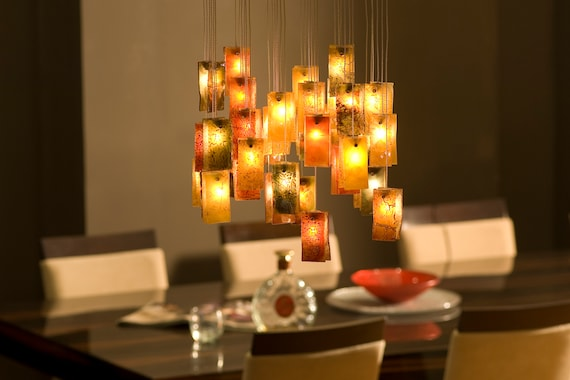 Rustic Chandelier Lighting For Dining Room Lighting