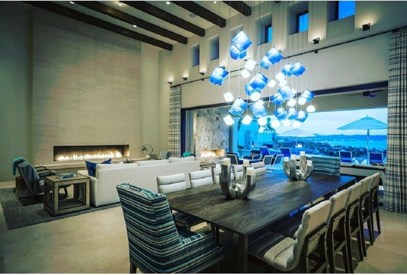 Modern Lighting for Dining Table Customize