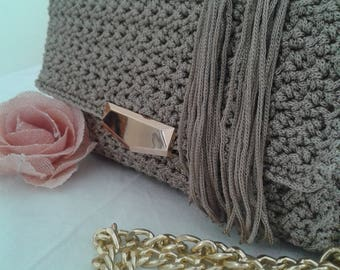 Handmade Crochet Evening Bags