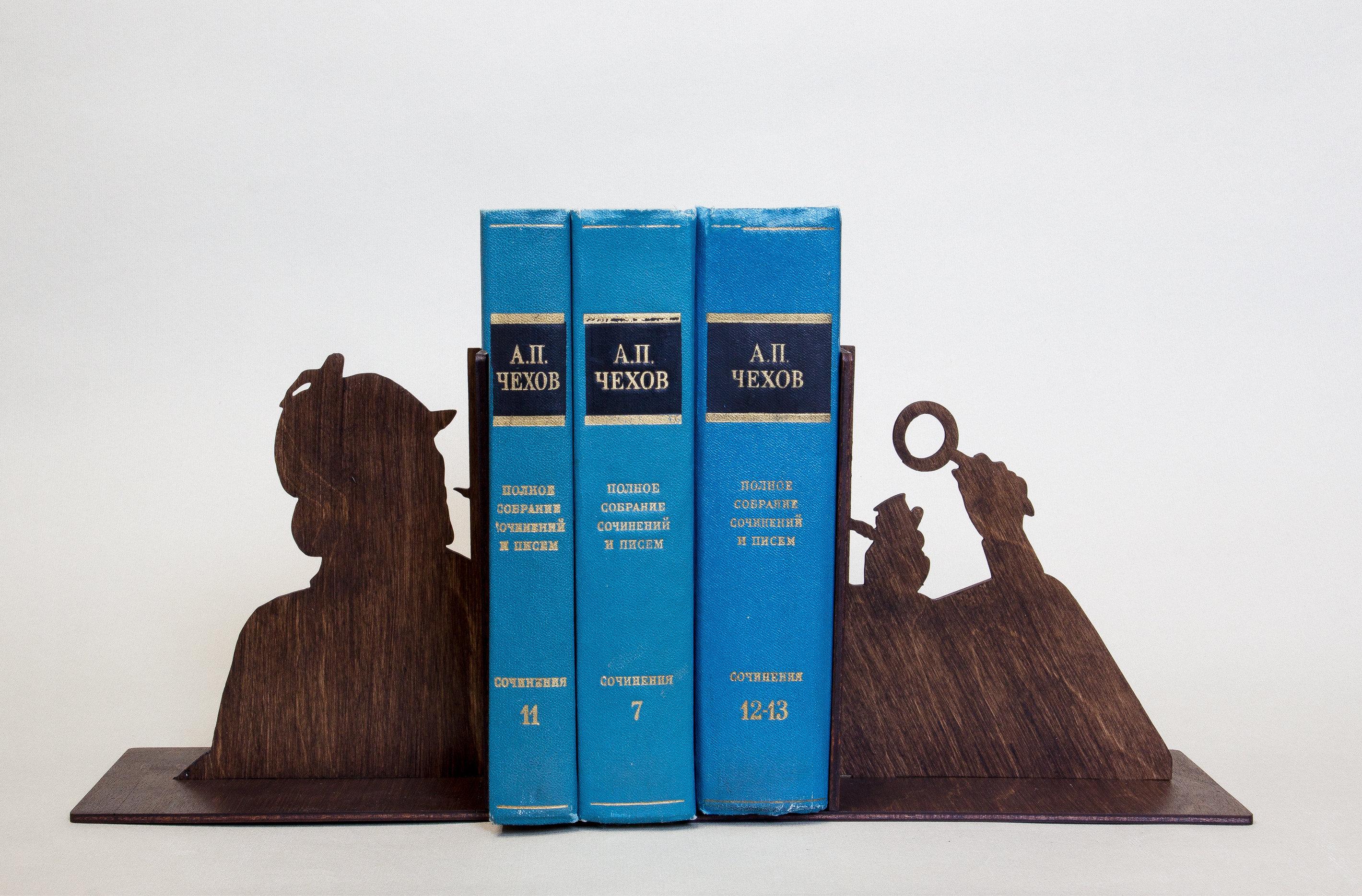 Sherlock Holmes /& Dr Watson Handmade Scrapbook figures Toppers