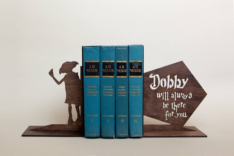 Dobby Is A Free Elf Birthday Gift House Decor Art