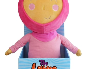 Little Maysoor Maryam Doll - Big, Huggable, Absolutely Adorable -  A Fun Companion For Any Little Muslim Ages 3+ - Perfect Islamic Gift!