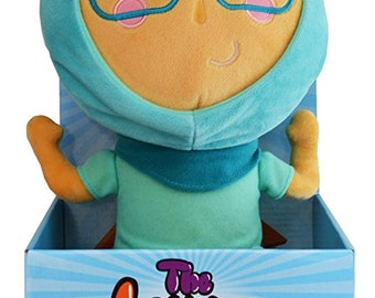 Little Maysoor Ruqayyah Doll - Big, Huggable, And Absolutely Adorable - A Fun Companion For Any Little Muslim Ages 3+ Perfect Islamic Gift!
