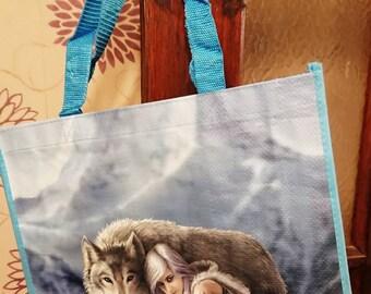 Anne Stokes Collectible shopping bag
