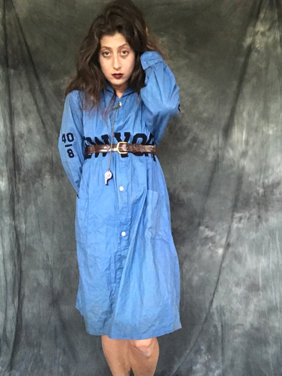 Dr LL SHAPIRO Costume oversized dress