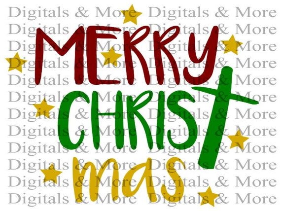 Merry Christmas Ornament Svg.Merry Christmas Svg With Cross Christmas Svg Diy Christmas Decor Christmas Svg For Cricut Christmas Ornament Svg Christmas Sign