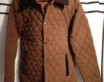 Beautiful Orvis Quilted Field Coat (M)