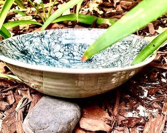Serving Bowl, Ceramic Bowl, Handmade Bowl