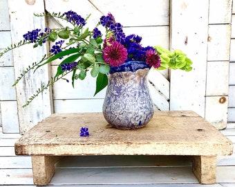 Flower Vase, Handmade Pottery, Handmade Vase