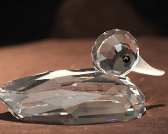 SWAROVSKI  MALLARD #7647NR80 (Var.2)-  Free Shipping* and Free Bonus Gift are included.