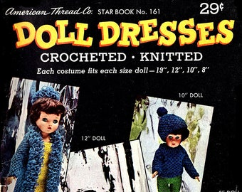 Pdf American Thread Star Doily Book 163 Crocheting Patterns Etsy