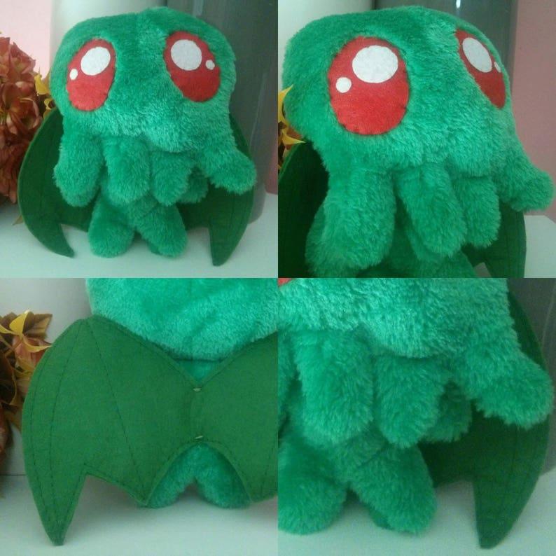 Kawaii Cthulhu plush toy