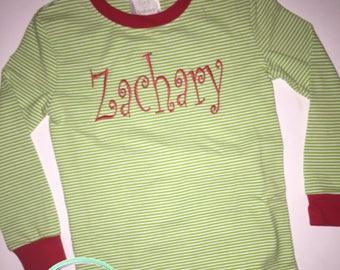 Children's Christmas Pajama Set