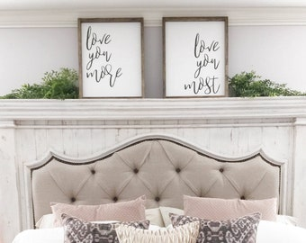 Master Bedroom Wall Art Etsy
