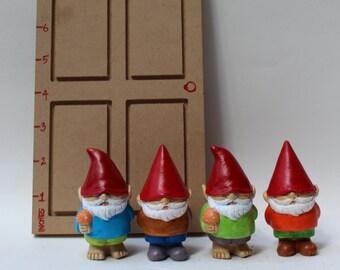 Mini Hand Painted Pocket Gnomes