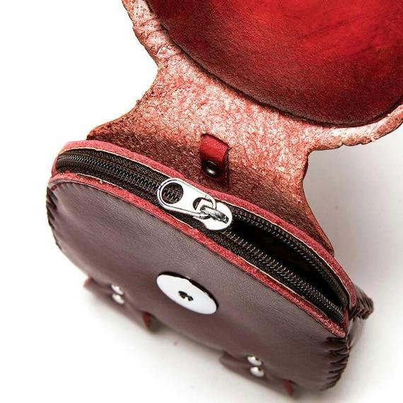 Mini Pouch Purse Pouch Coin Purse Zodiac Year of the Ox Origami