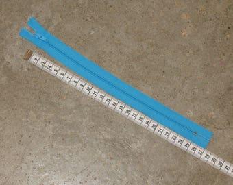1 zipper type Z51 blue non detachable 25 cm