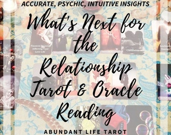 24 Hour, Love, What's Next for the Relationship Same Day, Fast, 24 Hour Tarot Reading, Oracle, Accurate, Psychic, Oracle, Intuitive, Predict