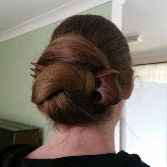 Hair Sticks Long Hair Chopsticks Bun Holder Hair Stick Diamante //Plain