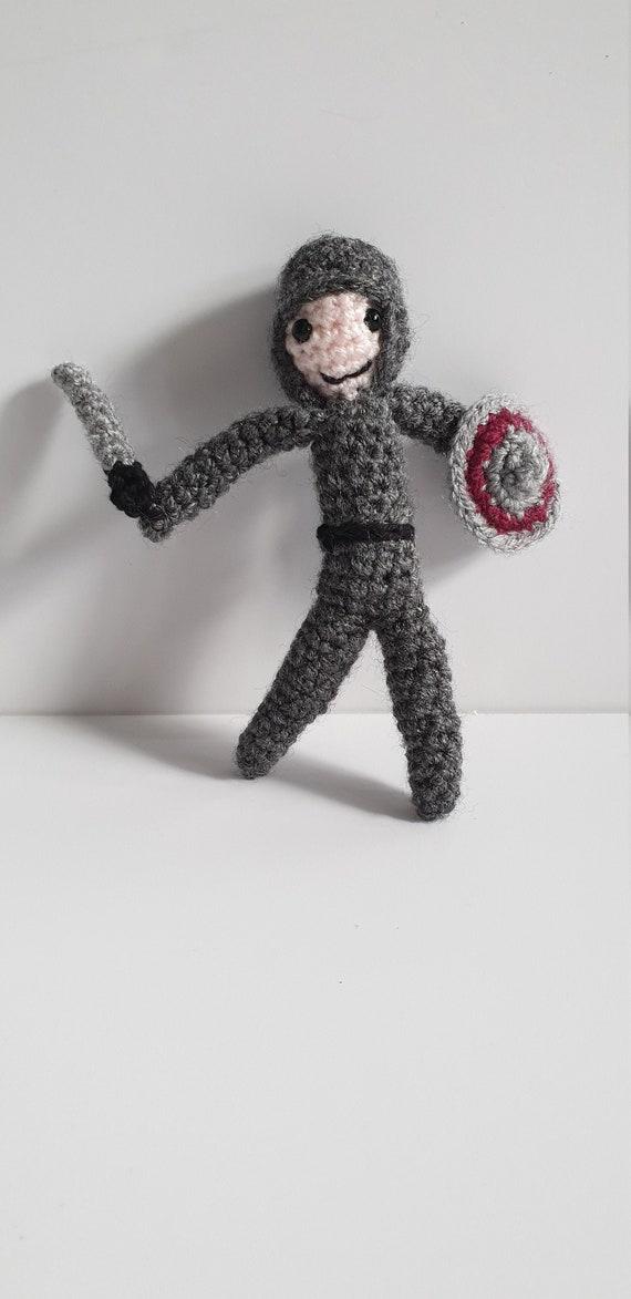 Knight crochet pattern | Amigurumi pattern, Crochet patterns ... | 1173x570