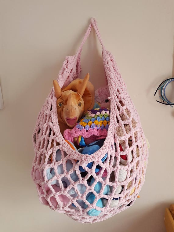 Toy Hammock Crochet Pattern Etsy