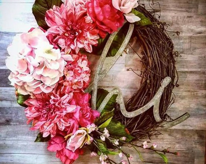 Featured listing image: Farmhouse Wreath
