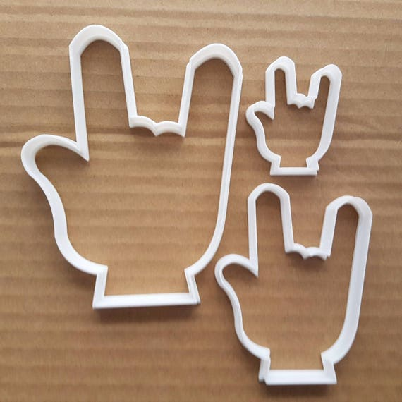 Hand Palm Cookie Cutter