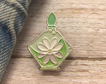Spring Potion Enamel Pin | Season, Flower
