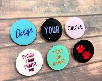 Customisable Pins