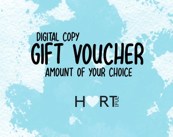 Gift Certificate Coupon - Digital Copy - Enamel Pins Perfect GiftChristmas Gift