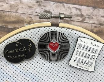 Music, Needle Nanny or Magnet | Needle Minder | Vinyl Record, More Balls |