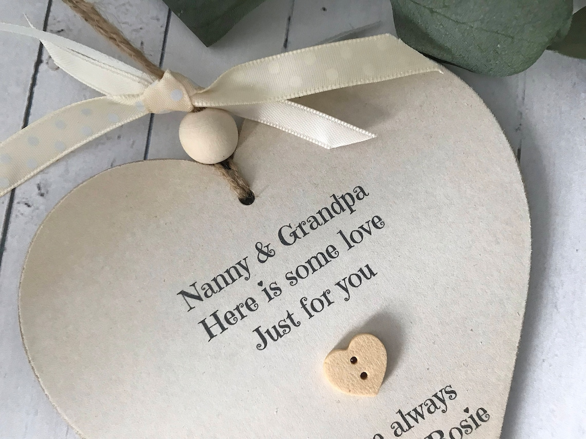 Personalised heart sign