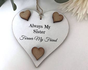 Always My Sister Heart Gift S06