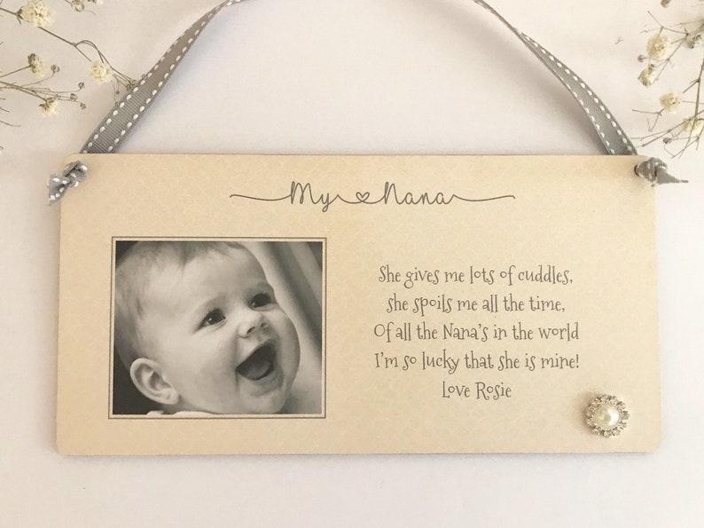 beautiful personalised best Granny Grandad Nanny belongs to me perfect gift