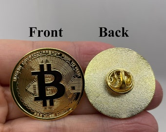bitcoin pin)