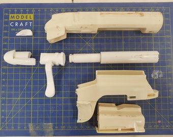 Steyr Mannlicher model SL raw cast for Blade Runner Blaster DIY build Kit
