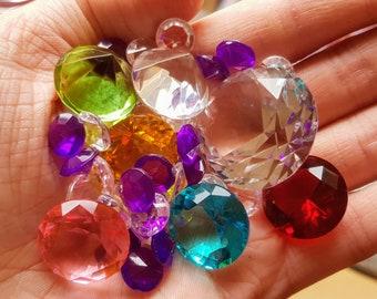Cosplay Prop Individual Diamonds / Gems