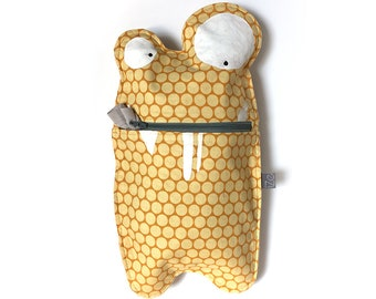 Pajama bag Monster GY OPois