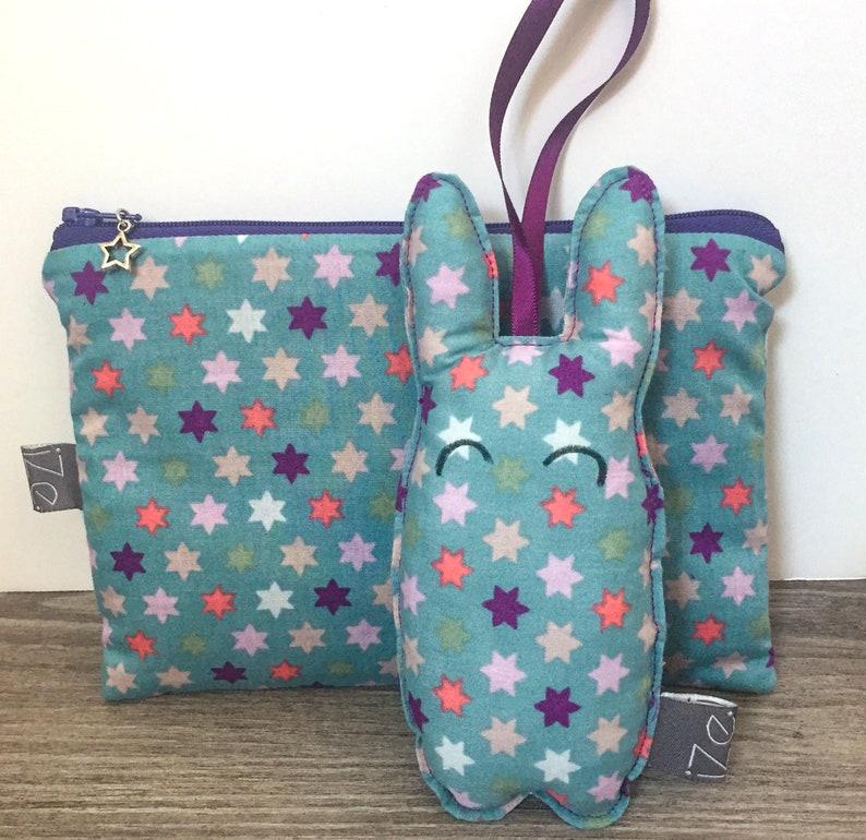 Clutch and mini rabbit stars image 0