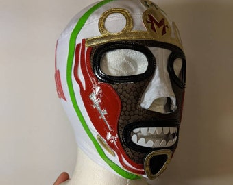 Toddler Lucha Pro grade mask
