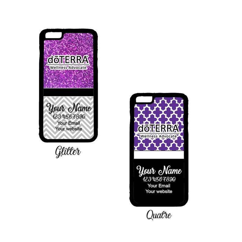 doTerra Compliance Approved Phone Cases doTerra Phone Cases image 0