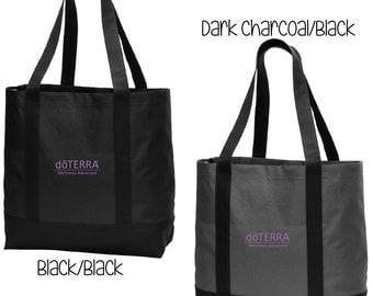 doTERRA compliance approved tote bag, doTERRA totebag BG406 doTERRA oils