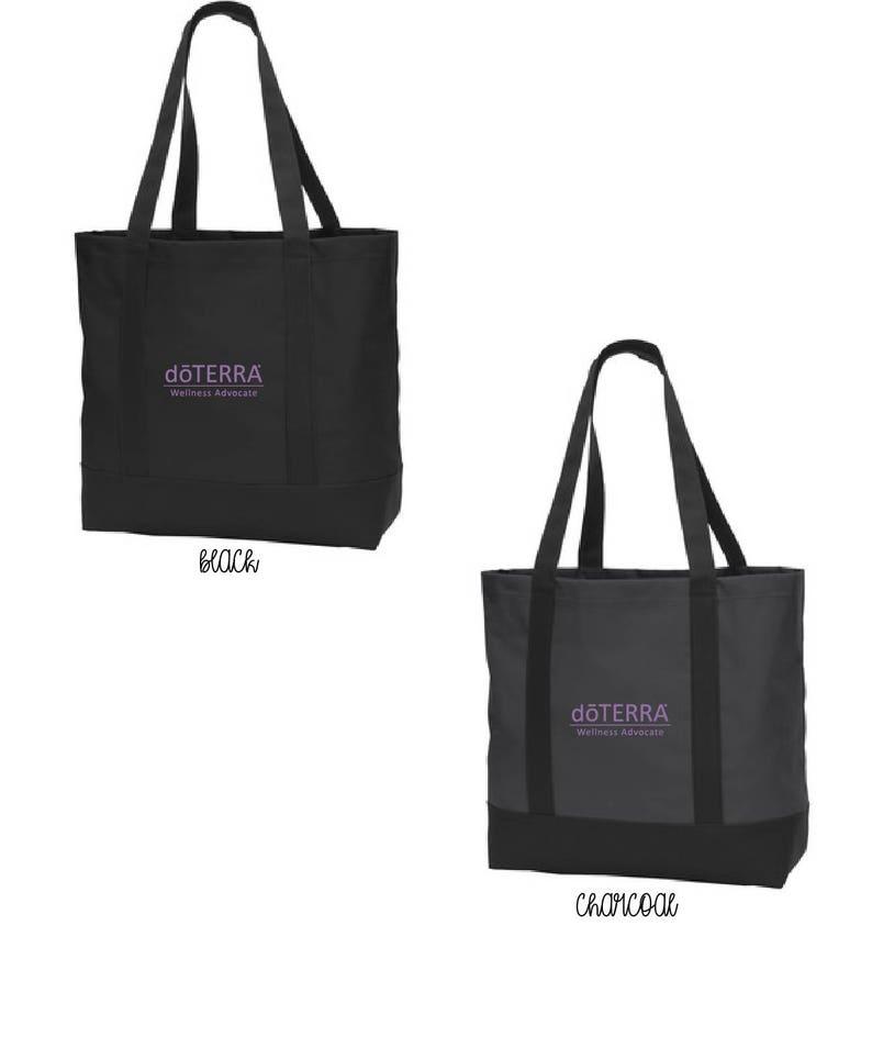 doTERRA compliance approved tote bag doTERRA totebag BG406 image 0