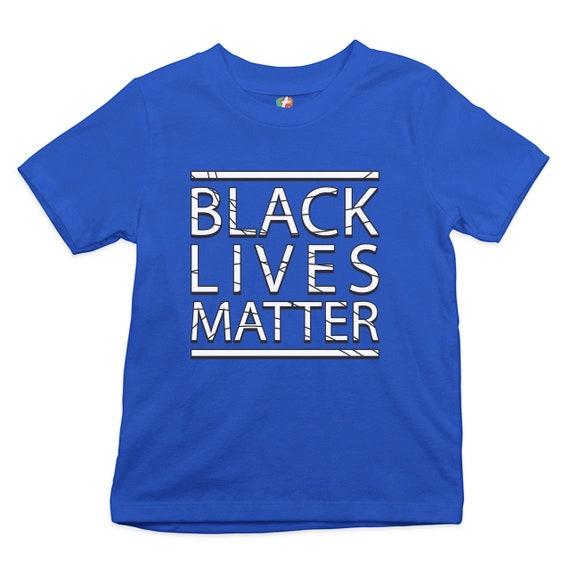 Activist Black Lives Matter Tee Black History Shirt Black Lives Matter Racial Equality unisex tshirt BLM Protest Civil Rights shirt