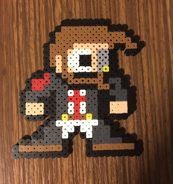 Guilty Gear Xrd Rev 2 8 Bit Bead Sprites Etsy
