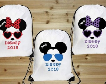 869d9a55857 Disney drawstring backpack